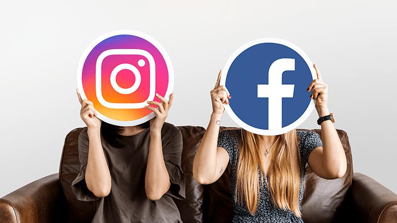 Facebook Instagram Hoteis