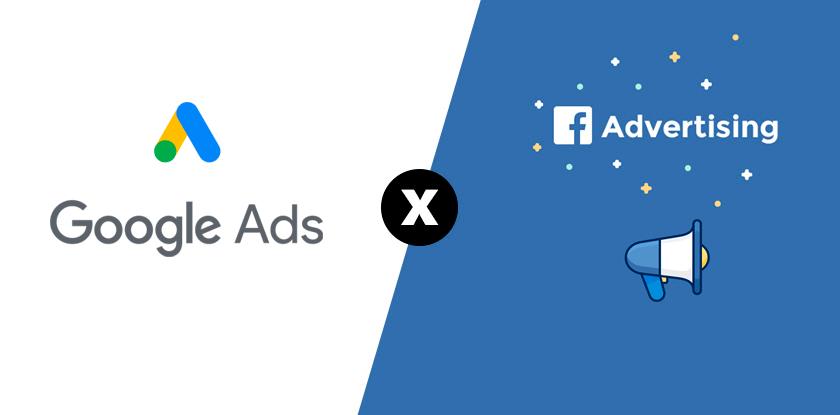 Anúncios para Hotéis: Facebook Ads ou Google Ads?